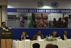 2011 Early Flood Recovery Framework by UN and Government of Pakistan