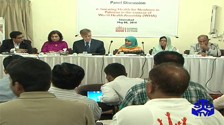 Advocating Health for Newborn in Pakistan in the Context of WHA