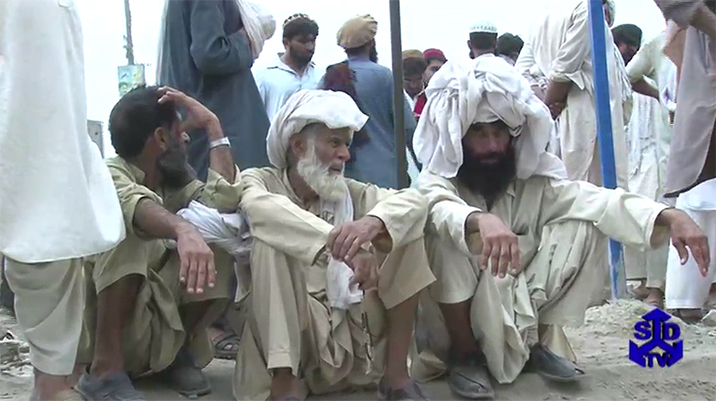 IDP's of North Waziristan settled in District Bannu