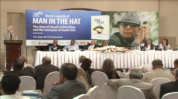 Book Launch:  Man in the Hat
