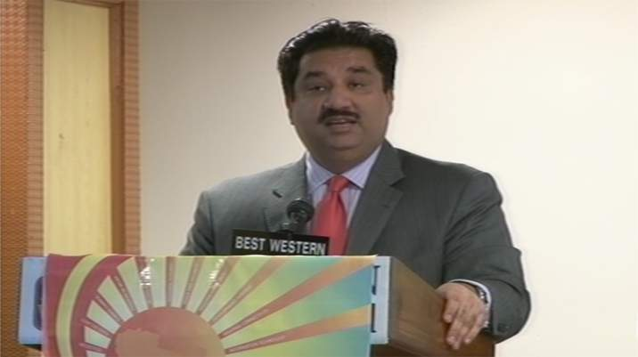 Khurram Dastagir Speech
