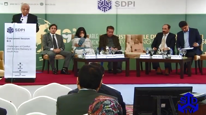 19th SDC (B-3): Challenges of Conflict and Service Delivery in South Asia