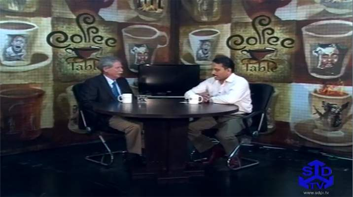 Coffee Table programme: Climate Change: A serious Threat to Environment