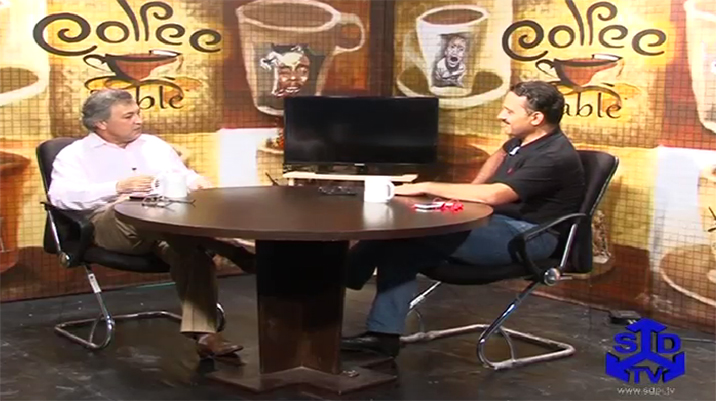 Coffee Table Program 37 : Environment and Floods Situation in Pakistan