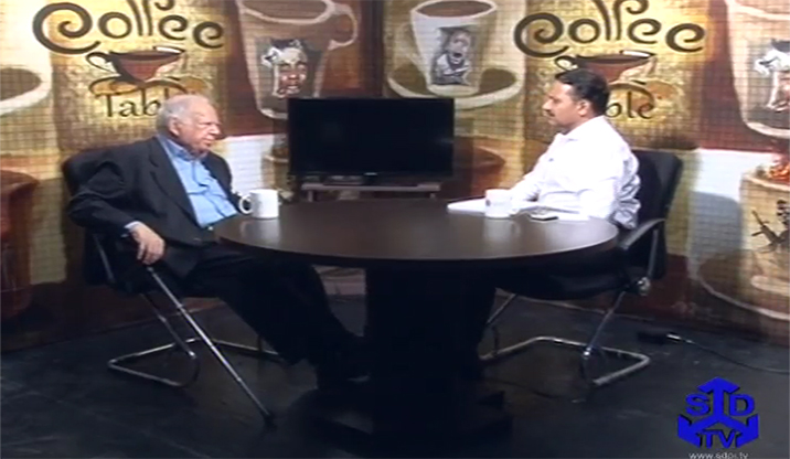 Coffee Table Program 42 : Elections in Ukraine