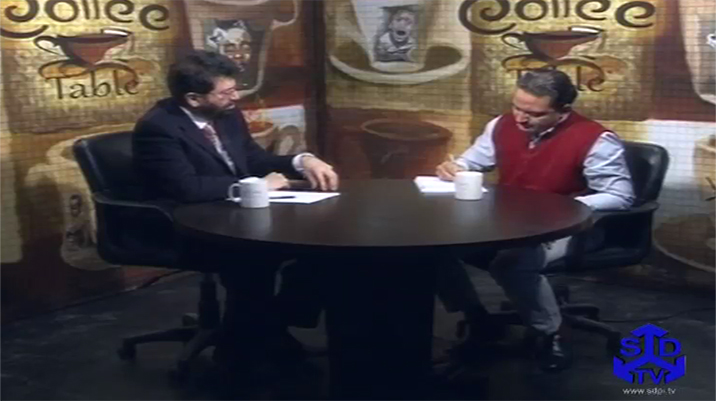 Coffee Table Program : Dr. Tariq Banuri on Sustainable Development Goals