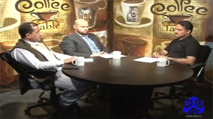 Coffee Table Program : Climate Adaptation in Pakistan
