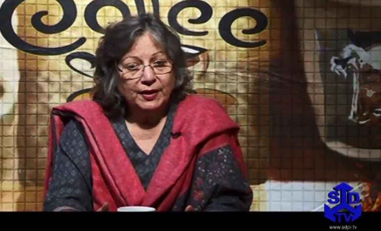 Women at the Forefront: A Talk with Moneeza Hashmi