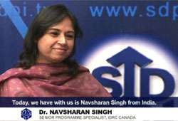 An exclusive interview with Dr Navsharan Singh