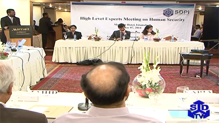 High Level Experts Meeting on Human Security