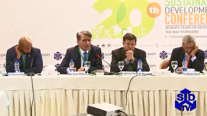 20th SDC Panel (b-8): Information and Telecommunications Journey in Pakistan: Future Directions
