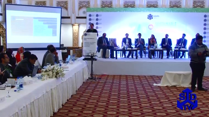 20th SDC Panel (B-10): Leaving no one Behind: South Asia's Biggest Development Opportunity