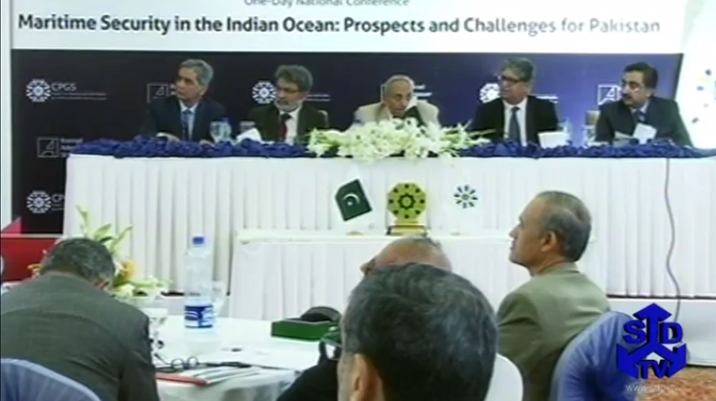 Maritime Security in the Indian Ocean: Challenges & Prospects for Pakistan