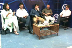 An SDTV Program on Pakistani Media