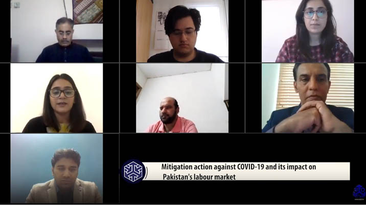 Mitigation action against COVID-19 and its impact on Pakistan's labour market