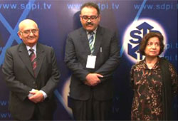 Panel Interview at 5th SAES on Development Agenda for New South Asia