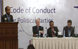 Political Code of Conduct