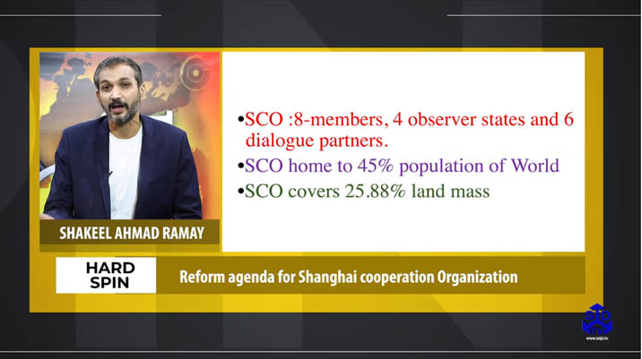 Reform agenda for Shanghai cooperation Organization