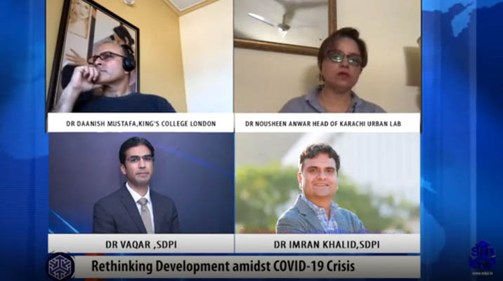 Rethinking Development amidst COVID-19 Crisis