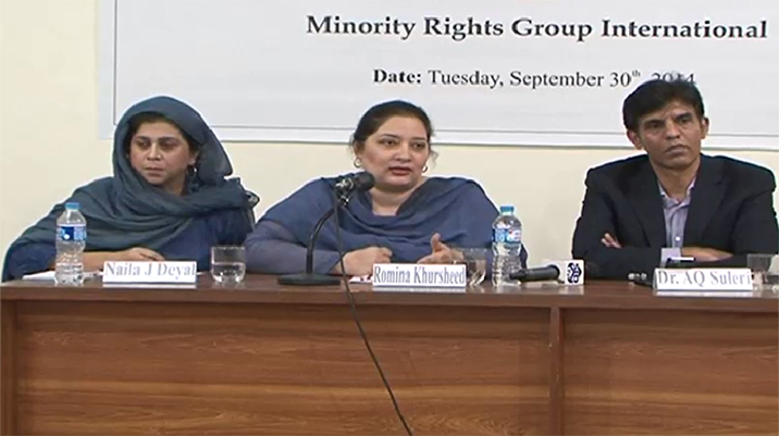 Role of Minorities in Nation-building