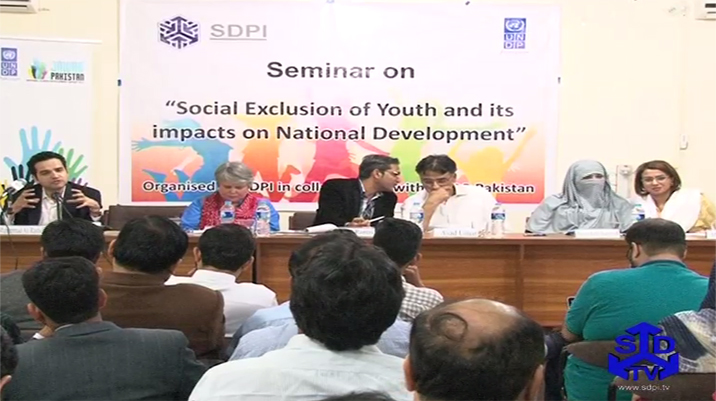 Social Exclusion of Youth and its Impacts on National Development