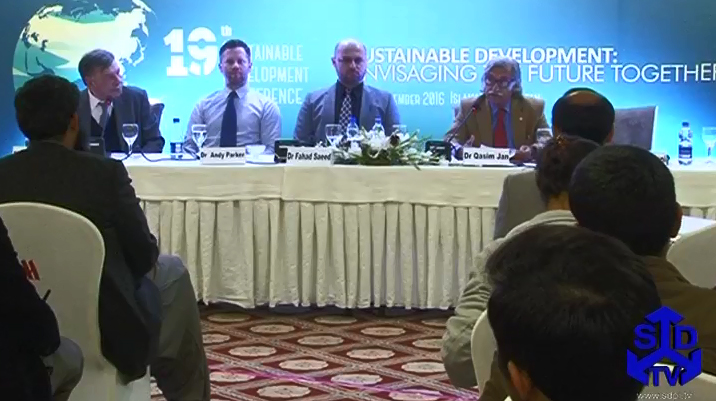 19th SDC (Panel AA-2): Solar Geoengineering and Pakistan: Science and Research Governance