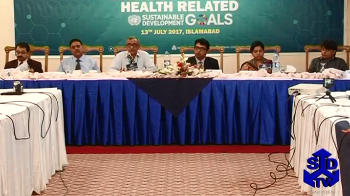 Stakeholders Consultation on Health-related SDGs