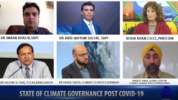 State of Climate Governance Post COVID-19