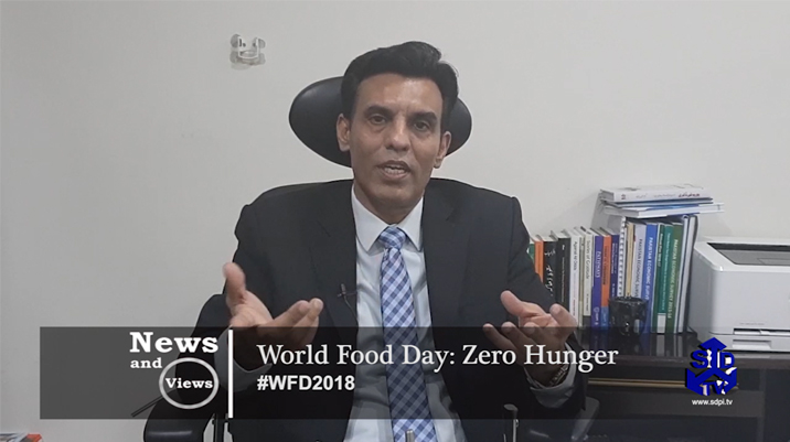 World Food Day 2018 : Zero Hunger