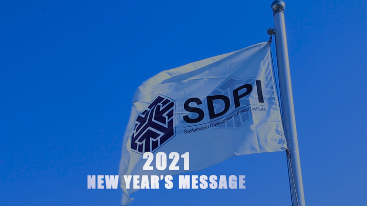 SDPI's Policy Message at Year End